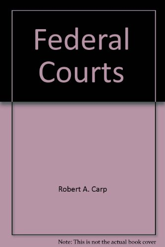 9780871873491: The federal courts