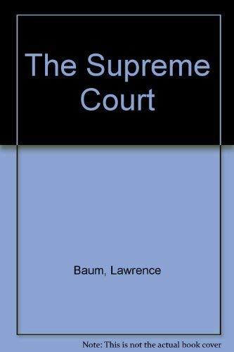 9780871874825: The Supreme Court
