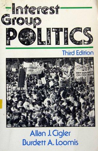 Interest group politics: Cigler, Allan J.;