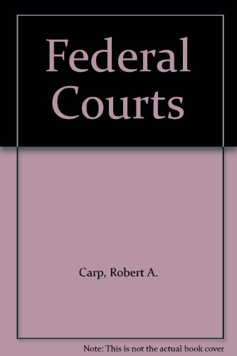 9780871875808: Federal Courts