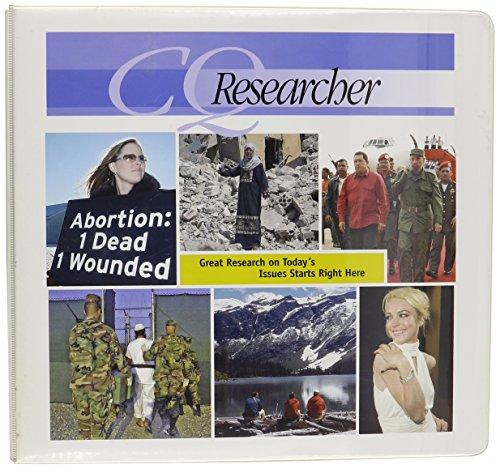 9780871876485: The CQ Researcher Binder