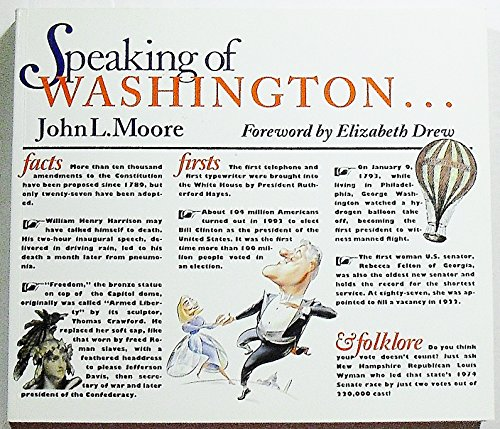 9780871877413: Speaking of Washington: Facts, Firsts, and Folklore