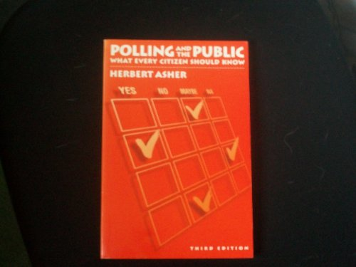 9780871877550: Polling and the Public: What Every Citizen Should Know