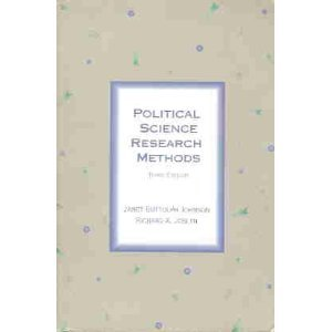 9780871878076: Political Science Research Methods
