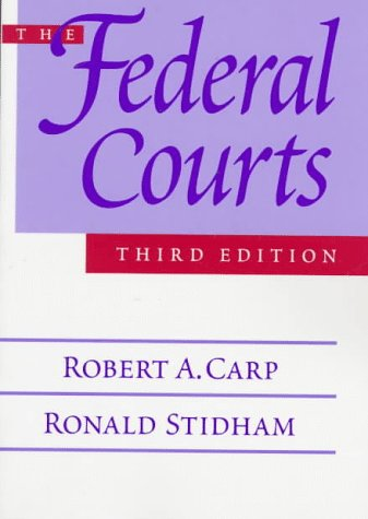 9780871878205: The Federal Courts