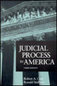 Judicial Process in America: Carp, Robert A.; Stidham, Ronald