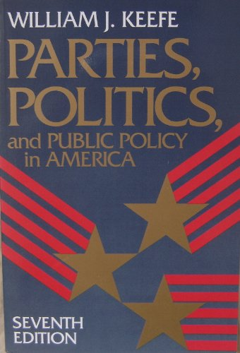 9780871878342: Parties, Politics, and Public Policy in America