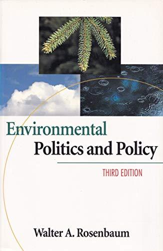 9780871878489: Environmental Politics and Policy
