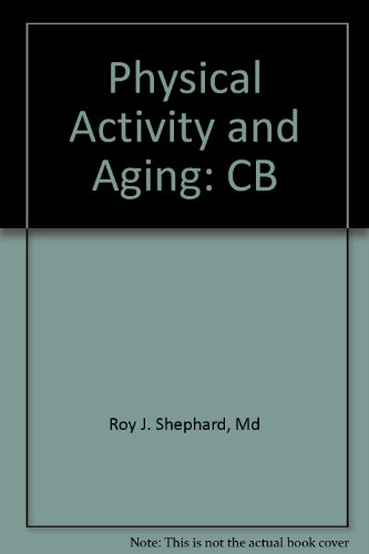 9780871893178: Physical Activity and Aging