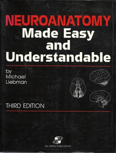 9780871893963: Neuroanatomy Made Easy and Understandable