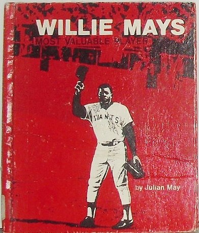 Willie Mays Most Valuable Player
