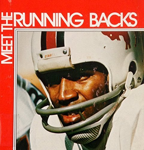 9780871914705: Meet the Running Backs (Creative Education Early Sports books)
