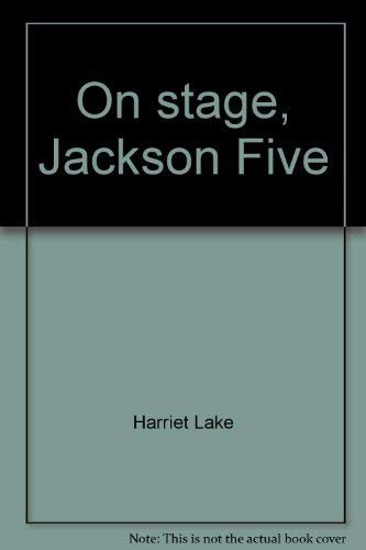 On stage, Jackson Five (The Entertainers): Lake, Harriet