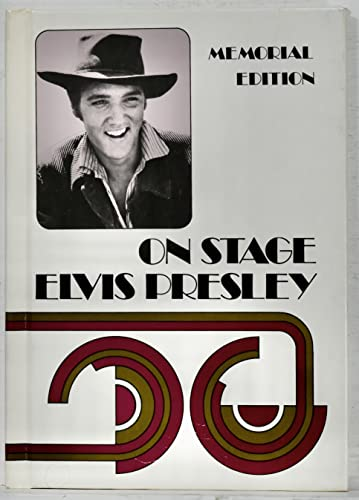 9780871914880: On stage, Elvis Presley (The Entertainers)