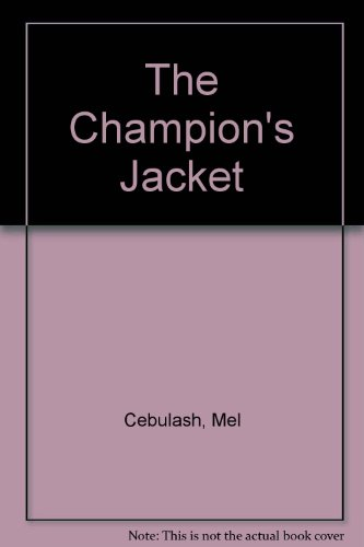 9780871916877: The Champion's Jacket