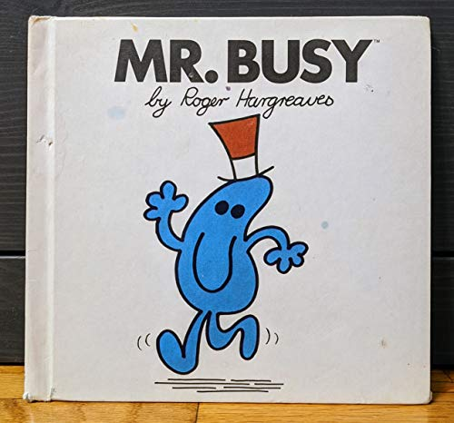9780871918161: Mr. Busy