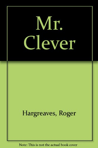 Mr. Clever (0871919044) by Hargreaves, Roger