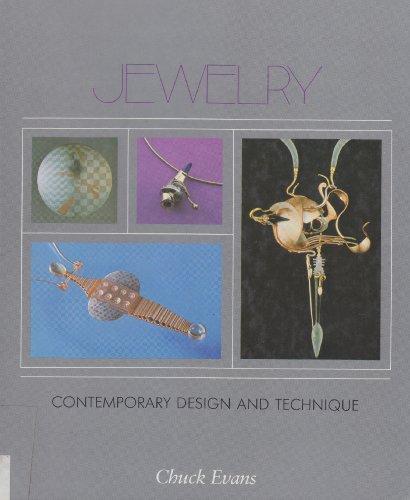 9780871921413: Jewelry: Contemporary Design and Technique