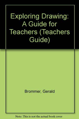 9780871922045: Exploring Drawing (Teachers Guide)
