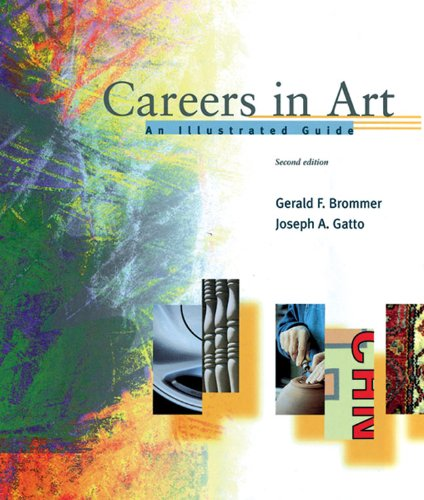 9780871923776: Careers In Art: An Illustrated Guide