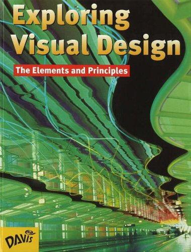 9780871923790: Exploring Visual Design: The Elements and Principles