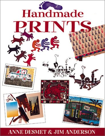 9780871925466: Handmade Prints: An Introduction to Creative Printmaking Without a Press