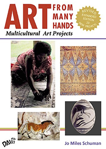 9780871925930: Art From Many Hands: Multicultural Art Projects, Revised Expanded Edition