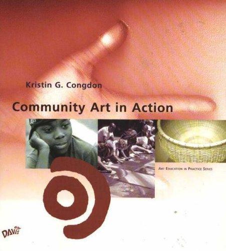 9780871926319: Community Art in Action