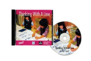 9780871926340: Thinking With a Line CD-Rom