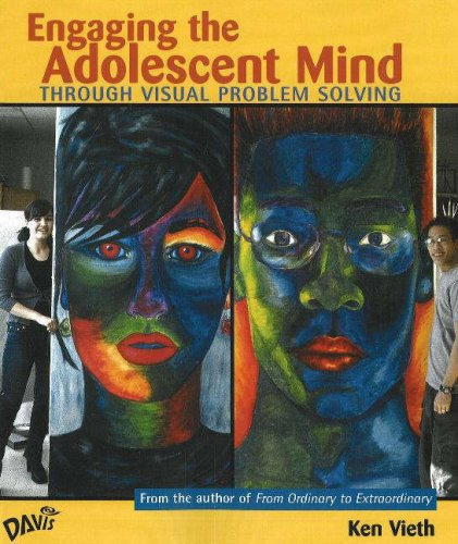 9780871926944: Engaging the Adolescent Mind: Through Visual Problem Solving