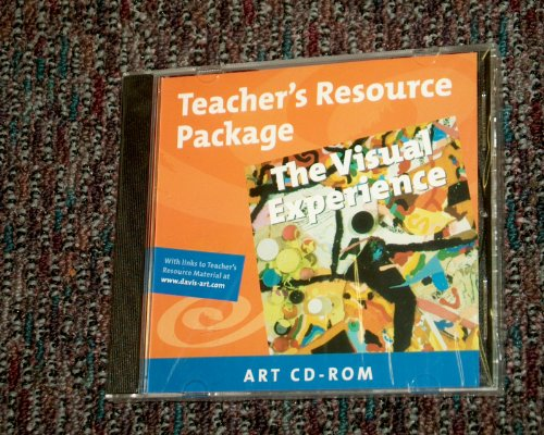 9780871926975: The Visual Experience Teacher's Resource Package
