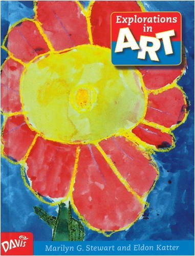 9780871927644: Explorations in Art: Grade I