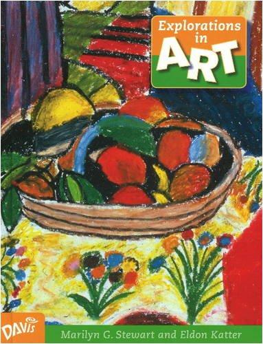 9780871927729: Explorations in Art: 5th Grade Student Book