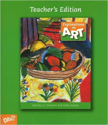 9780871927736: Explorations in Art: Grade V