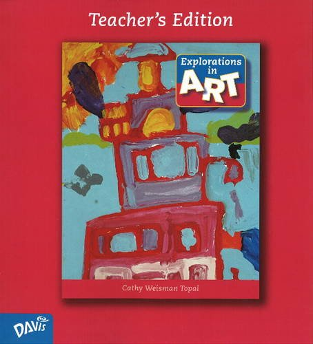 9780871927743: Explorations in Art: Kindergarten
