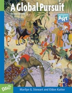 9780871928818: A Global Pursuit (Explorations in Art)