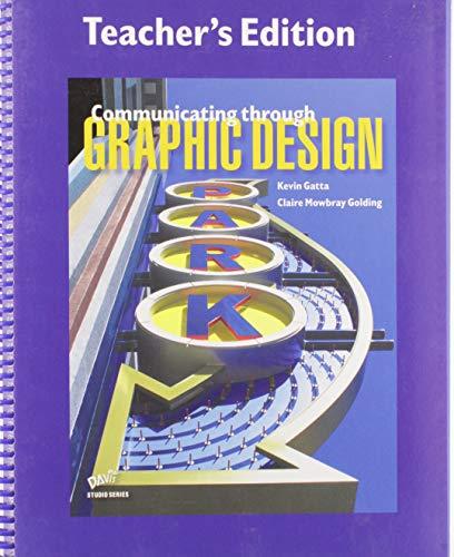 9780871929891: Communicating Through Graphic Design (Studio Series)