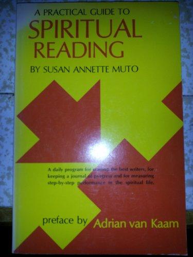 9780871930460: Practical Guide to Spiritual Reading