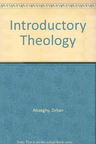 9780871931986: Introductory Theology