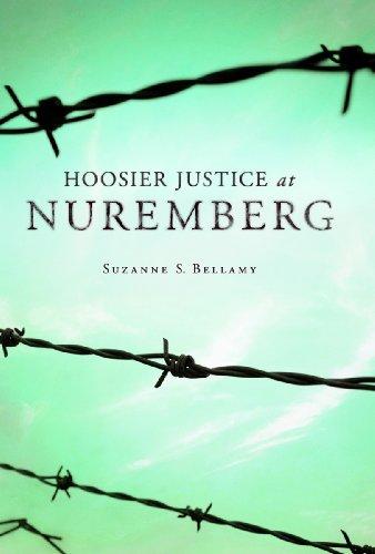 9780871952813: Hoosier Justice at Nuremberg (Indiana Supreme Court Legal History)
