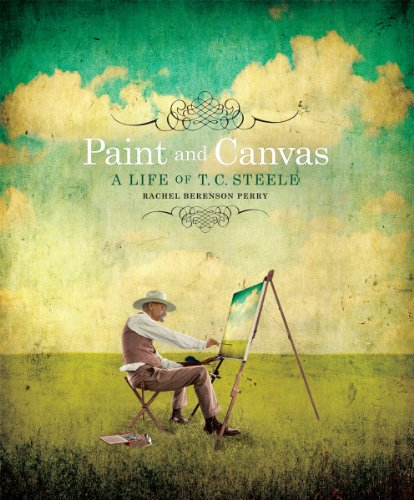 9780871952950: Paint and Canvas: A Life of T.C. Steele