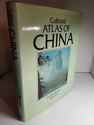 9780871961327: Cultural Atlas of China