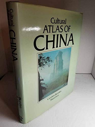 9780871961327: Cultural Atlas of China