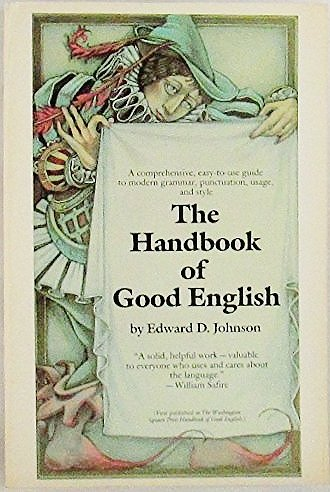 9780871961419: The Handbook of Good English