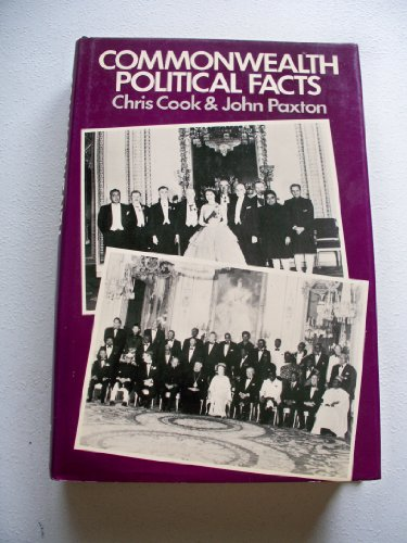 9780871963789: Commonwealth Political Facts