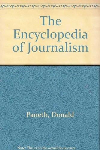 9780871964274: Encyclopedia of American Journalism