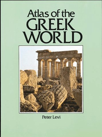 9780871964489: Atlas of the Greek World