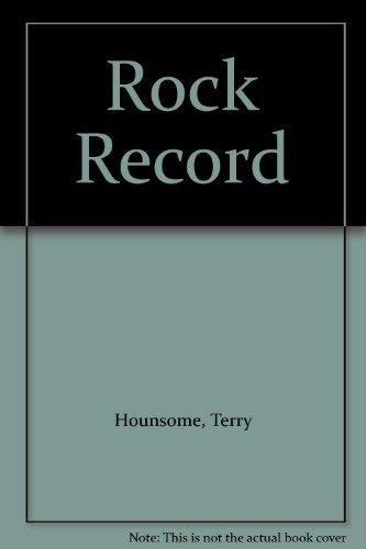 9780871965486: Rock Record