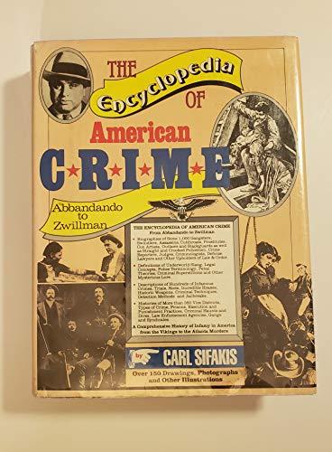 9780871966209: Encyclopedia of American Crime