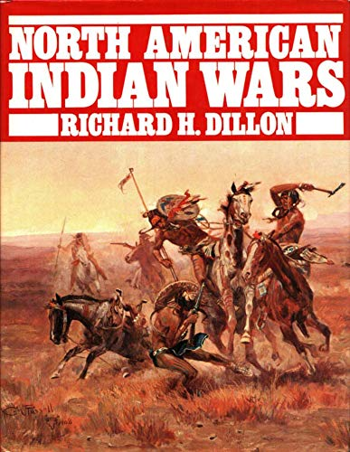 9780871966414: North American Indian Wars